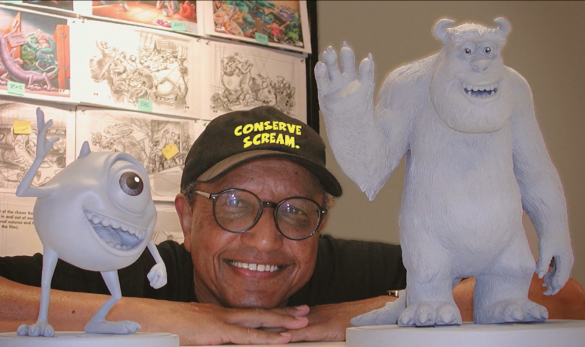 Floyd Norman_monsters Inc