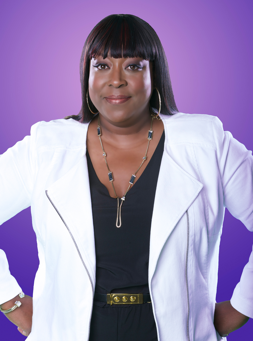 The Real's Loni Love to Host BFF Awards Ceremony ...