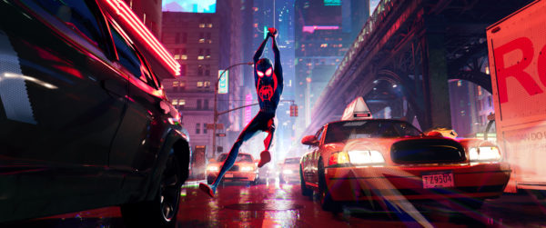 Spiderman spiderverse